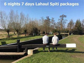 6 nights 7 days lahaul spiti packages