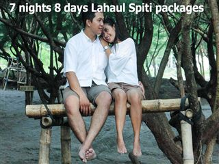 7 nights 8 days lahaul spiti packages