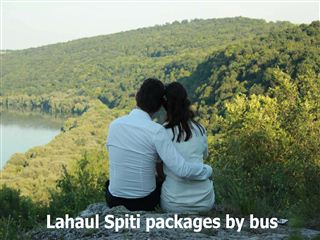 Lahaul spiti packages by bus