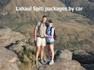 Lahaul spiti packages by car