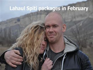 Lahaul spiti packages in february