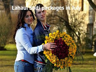 Lahaul spiti packages in july