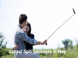 Lahaul spiti packages in may