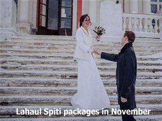 Lahaul spiti packages in november