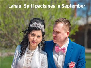 Lahaul spiti packages in september